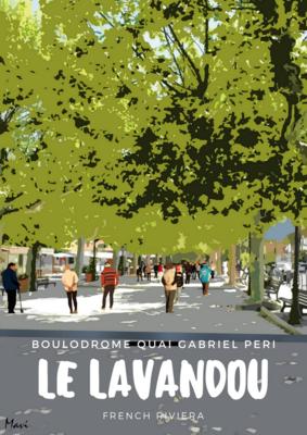 LE LAVANDOU : Boulodrome