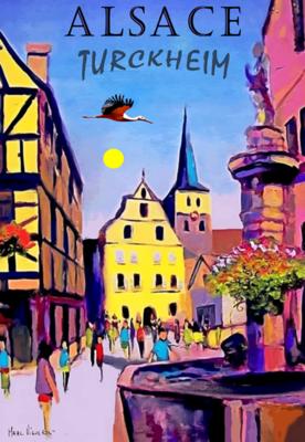 ALSACE - Turckheim