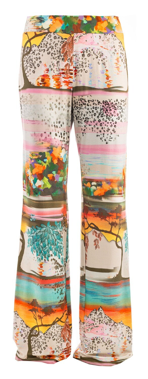 Myrna liz colored trees