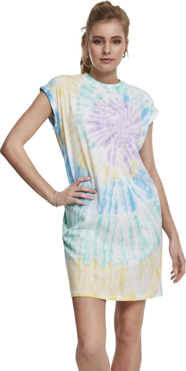 URBAN CLASSICS  Tie Dye Dress