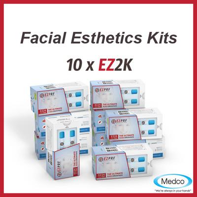 EZ2K - KIT Including Needles - 10 packs complete