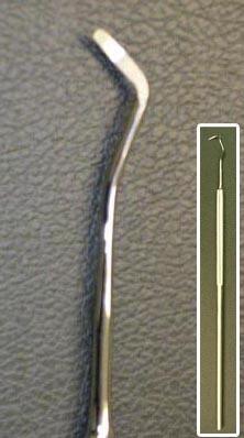 Periodontal Excavator Left