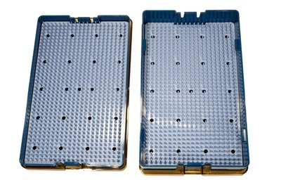 Sterile Tray Medium with Rubber Mat