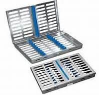 Metal Sterile Cassette - Hygiene Instruments - 8PC
