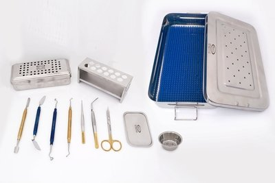 PRF Complete Kit with Metal Case