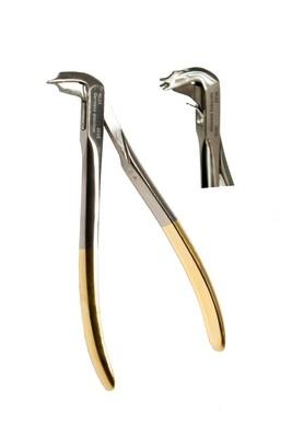 Crown Splitting Forceps 3 Prongs