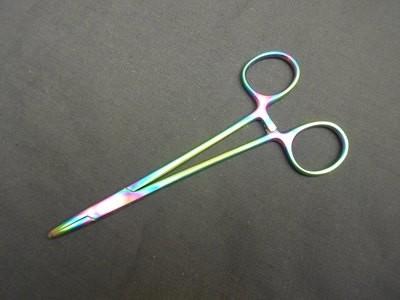 Mayo Hegar Needle Holder 6