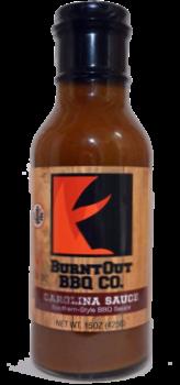 Burnt Out BBQ: Carolina sauce
