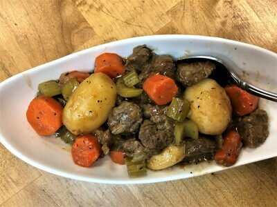 Old-Time Beef Stew - GF