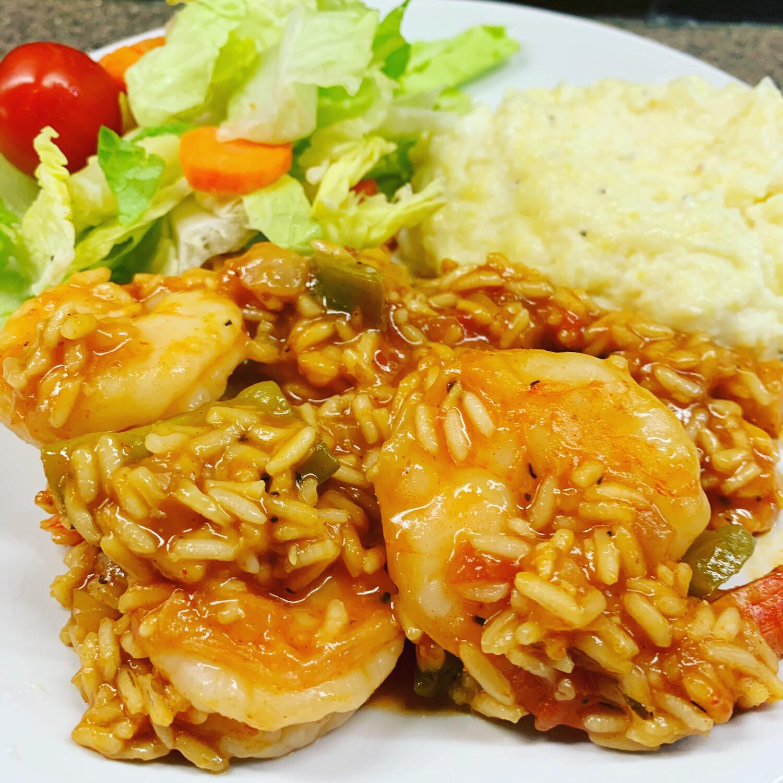 Shrimp Jambalaya - GF