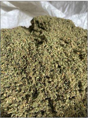 Hemp Flower Sugar Leaf Trim (LB)