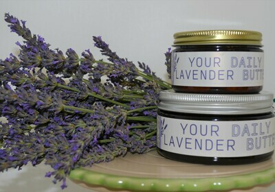 Your Daily Lavender Body Butter