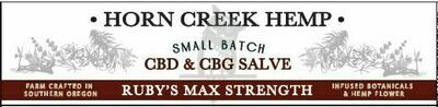 Wholesale-Ruby's Max Strength CBD Salve