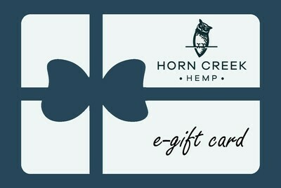 Horn Creek Farm Gift Card