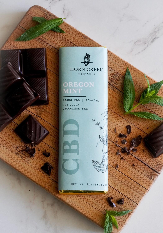 CBD Chocolate Bars | 100 mg