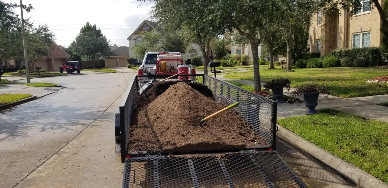 Topsoil Topdressing 1 cubic yard