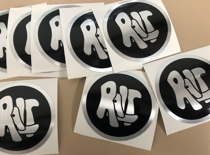 Ralt badge sticker