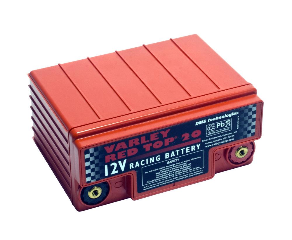 Varley Red Top 20 Racing Battery