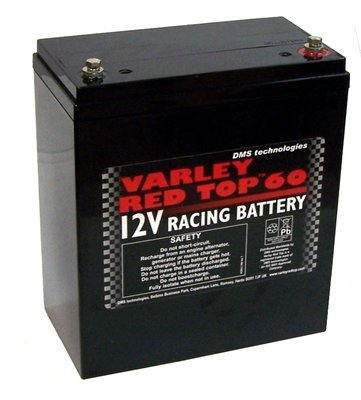 Varley Red Top 60 Racing Battery