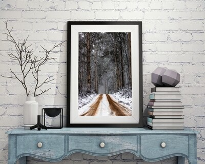 'Snow Road' - Starting from $60