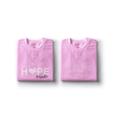 Pink Dragonfly Sadie Shirt
