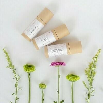 Lip Balm Lavender + Frankincense