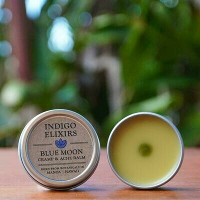Blue Moon Salve - For Cramps + Sore Muscles