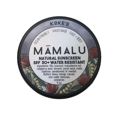 Kokee Sunscreen