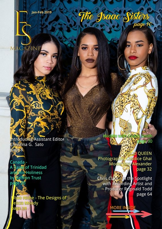 Jan-Feb Issue Eclectic Shades Magazine