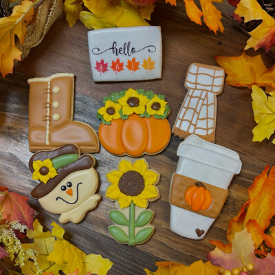 All Things Autumn Tuesday September 28 6-8pm