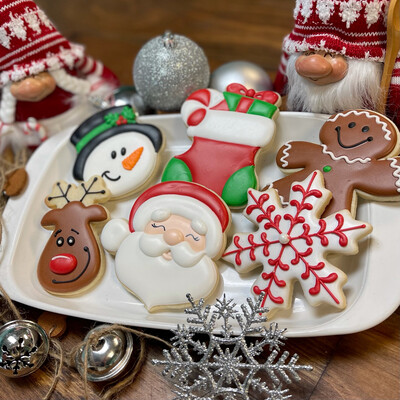 Christmas Assorted Dozen