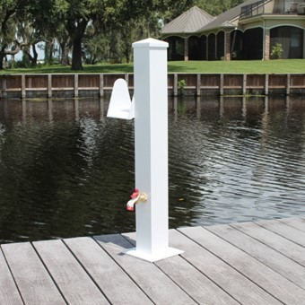 Water / Electric Pedestal - 36