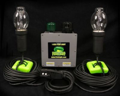 Classic Natural Green Double-Light System
