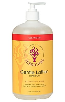 Jessicurl Gentle Lather Shampoo 946ml Citrus Lavender