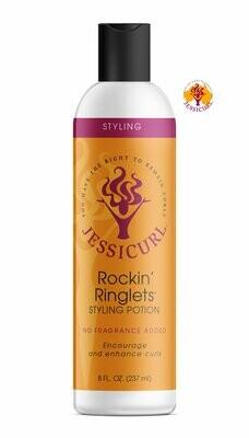 Jessicurl Rockin Ringlets 237ml No Fragrance Added