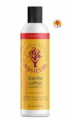 Jessicurl Gentle Lather Shampoo 237ml Island Fantasy