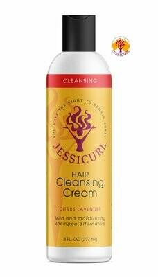 Jessicurl Hair Cleansing Cream 237ml Citrus Lavender