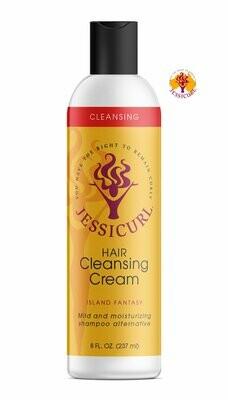 Jessicurl Hair Cleansing Cream 237ml Island Fantasy