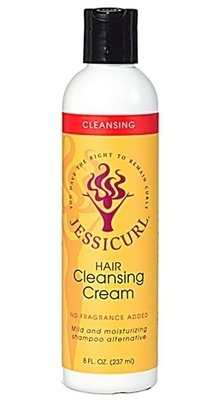 Jessicurl Hair Cleansing Cream 237ml Citrus Lavender
