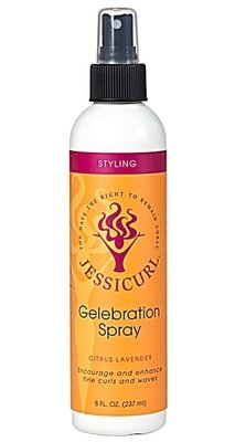 Jessicurl Gelebration Spray 59ml No Fragrance Added