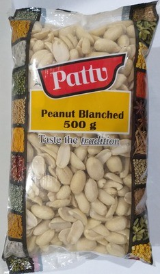 PEANUTS BLANCHED 1 KG