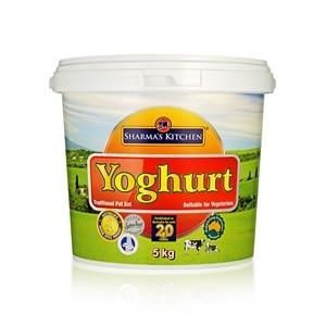 SHARMA'S YOGHURT  5KG