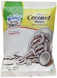 VADILAL COCONUT SLICES 312G