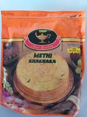 DEEP METHI KHAKHARA 200GMS