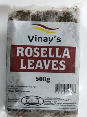 ROSELLA LEAVES (GONGURA) 500GMS