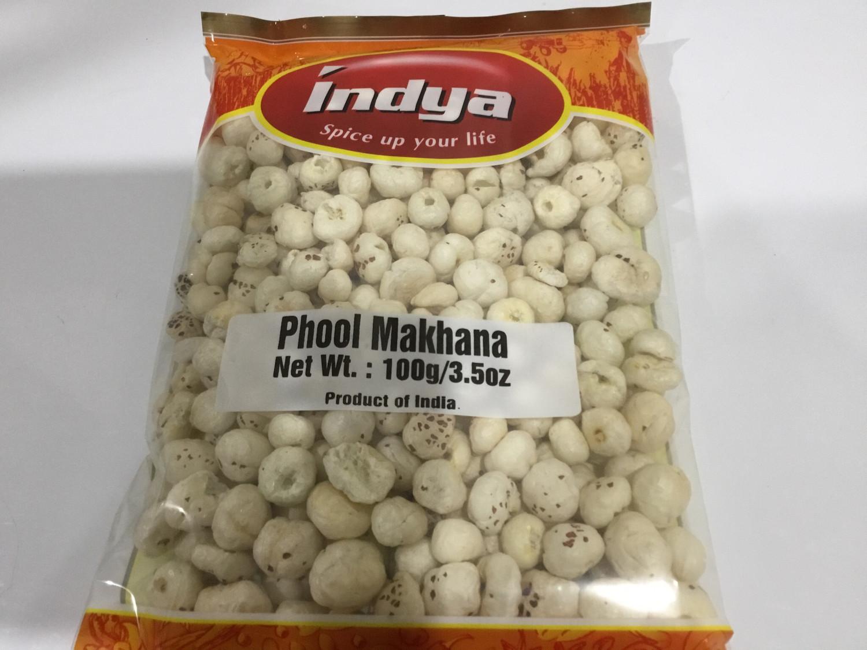 INDYA PHOOL MAKHANA 100 GMS