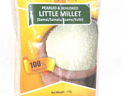 LITTLE MILLETS (SAMALU) 1KG