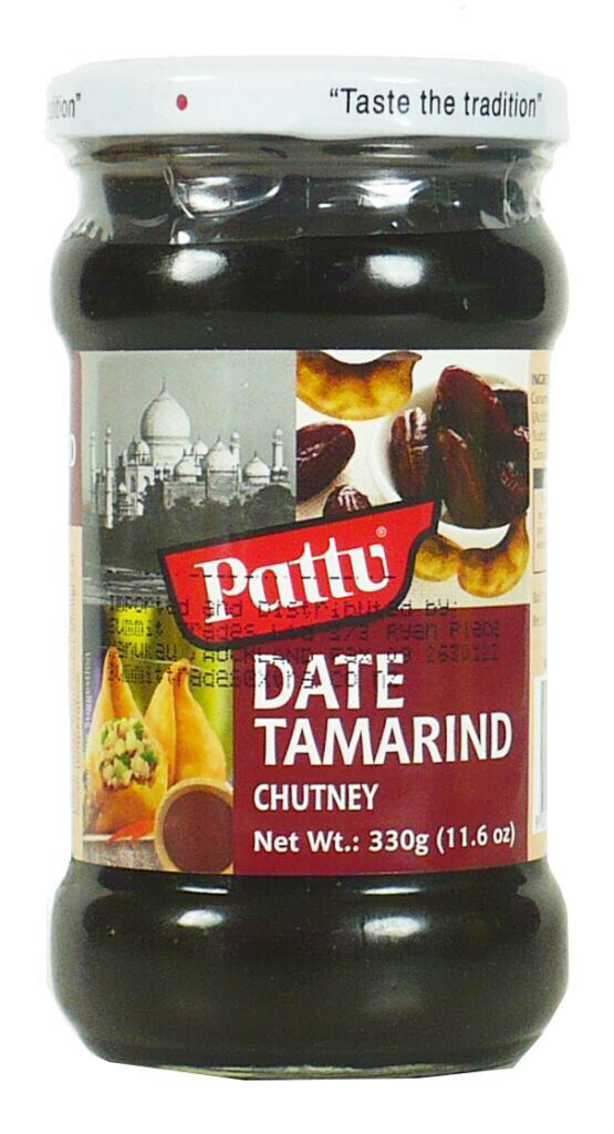 PATTU DATE AND TAMARIND CHUTNEY 330G