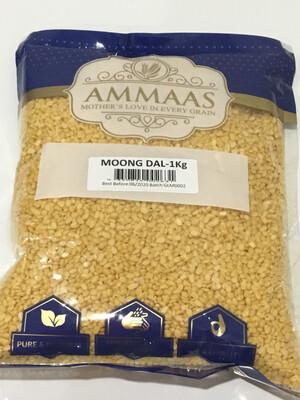 AMMAS MOONG DAL(INDIA) 1 KG