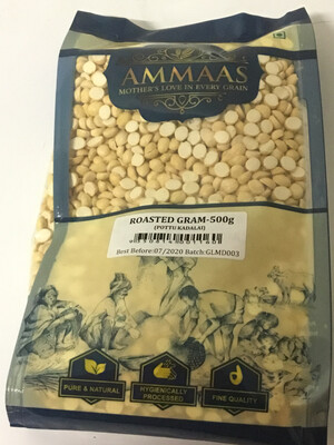 AMMAS DALIYA (POTTU KADALAI/ROASTED GRAM SPLIT) 500 GMS